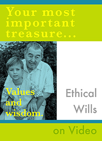 ethical wills on video